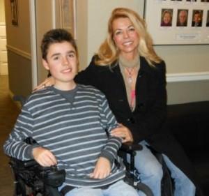 Karen McCoy and Tristan Graham