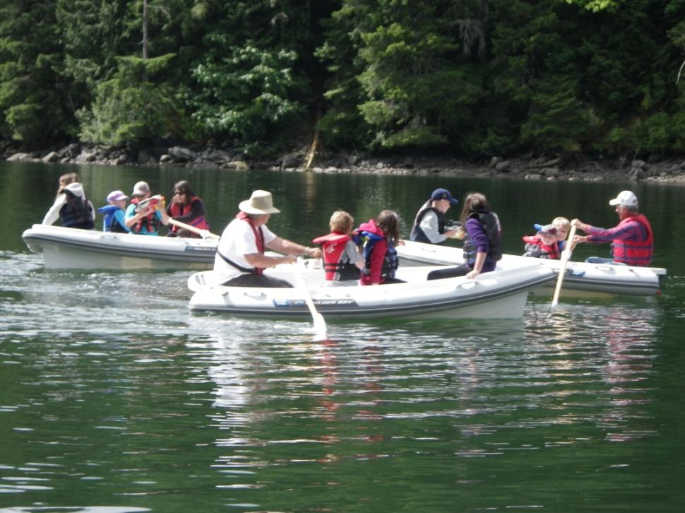 Eco-rowing