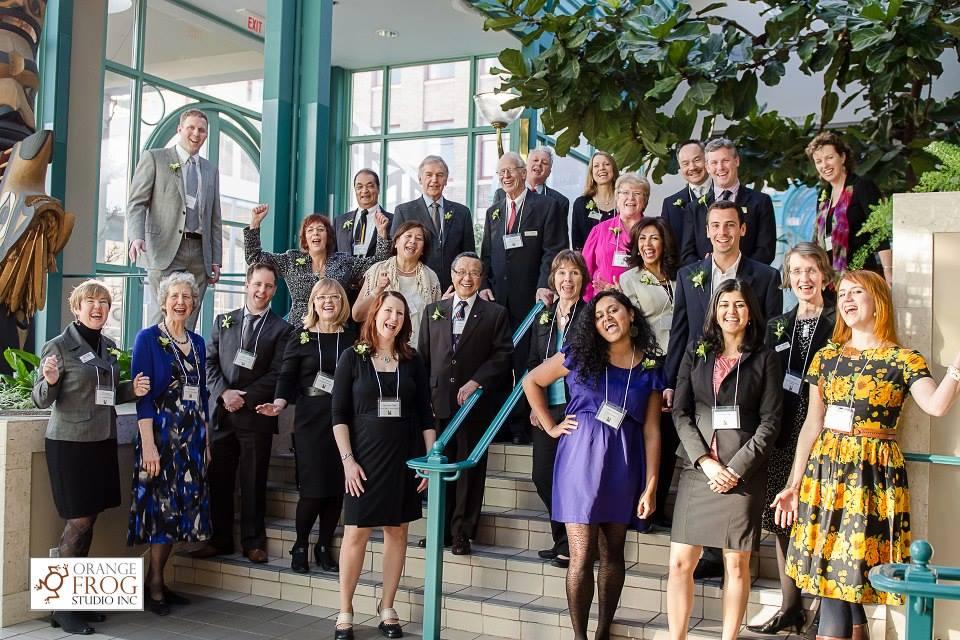 Victoria Leadership Awards recipients 2013