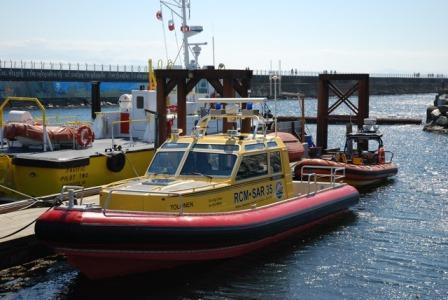 Tolonen, Marine Search and Rescue