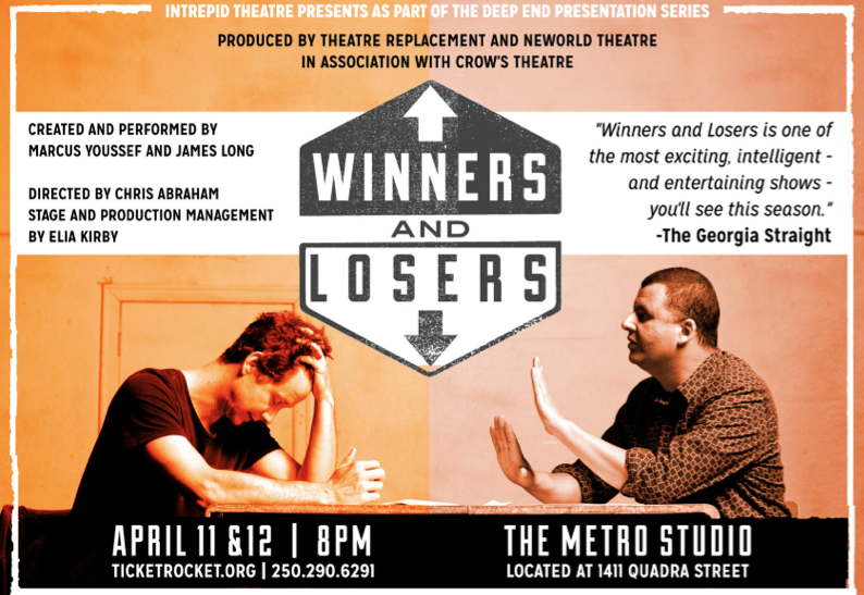 Winners and Losers, Intrepid Theatre