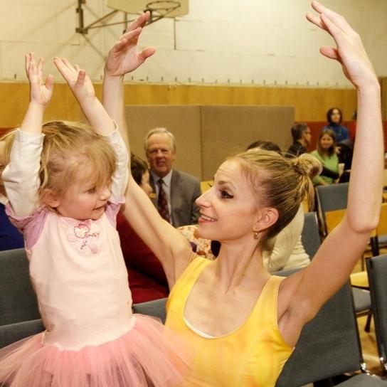Ballet Victoria - Tea for Tutu