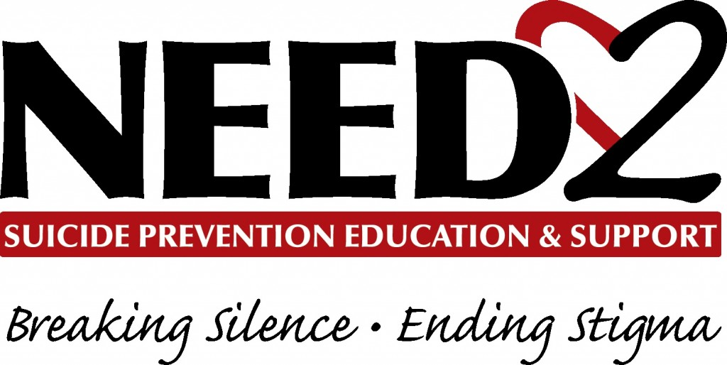 NEED2 Suicide Prevention Education & Support