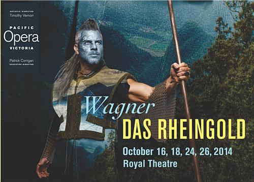 Das Rheingold at Pacific Opera Victoria