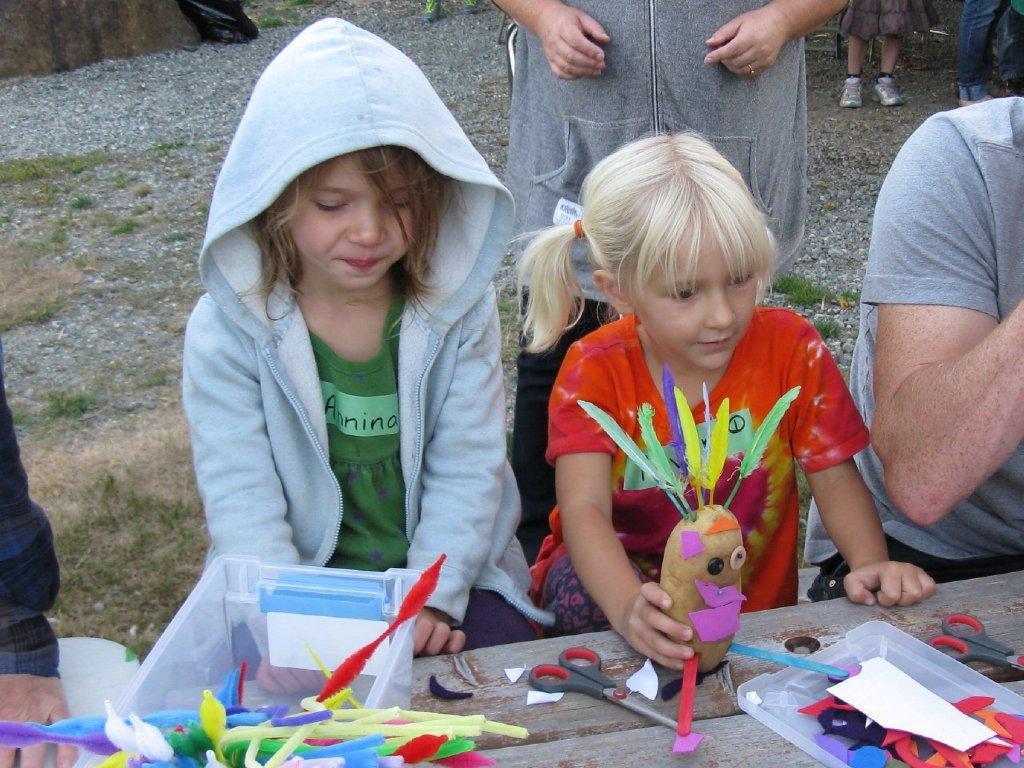 Sooke Children's Garden Club
