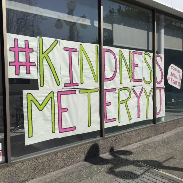 Kindness Meters YYJ
