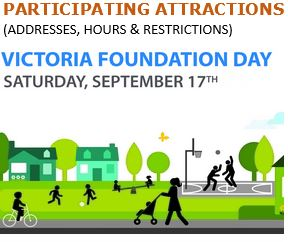 list of participating attractions