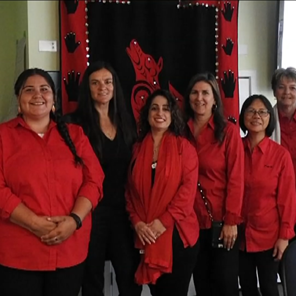 Indigenous Perspectives Society Group Picture